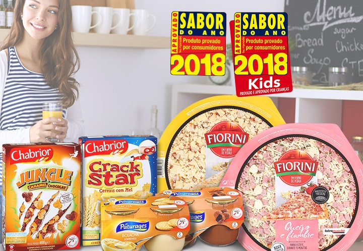 Sabor do Ano 2018